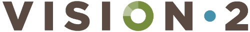 Vision 2 Systems Logo